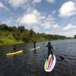 Gratis: Aprender a hacer stand up paddle en el lago Llanquihue