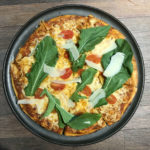 Miércoles de pizza veggie en barrio Italia
