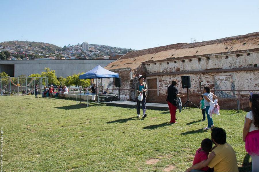 Parque Cultural de Valparaíso