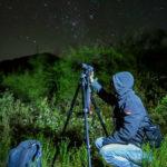 Noche astronómica en Concón