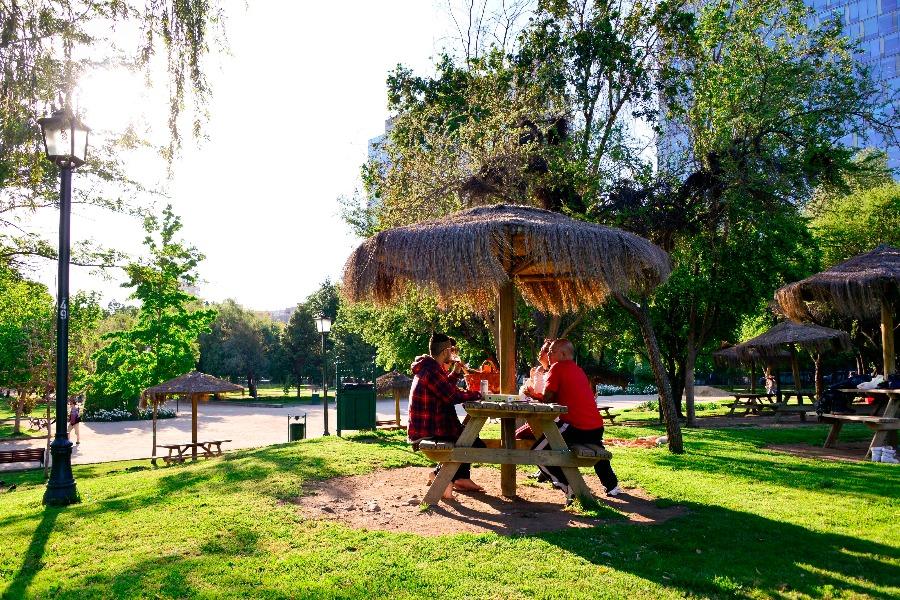 Parque Araucano