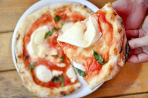La ruta para celebrar el Día de la Pizza