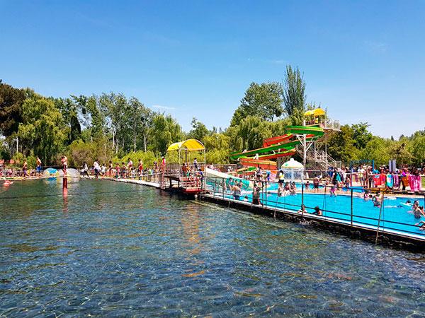 Parque acuático Don Yayo
