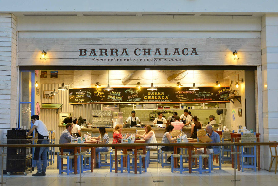 Barra Chalaca Costanera Center