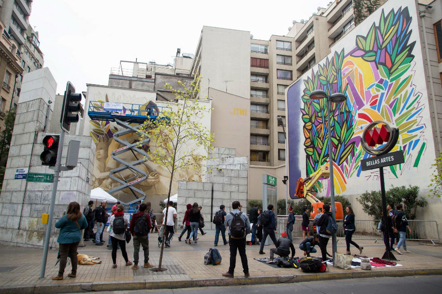 Festival Urbano Barrio Arte