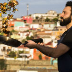 Valparaíso: Cena escondida en un hotel boutique