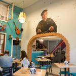 Winnipeg, el nuevo restaurante marino de Franklin