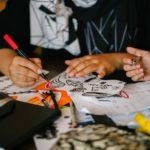 Dibujar y compartir una copa con la ilustradora Catalina Bu