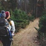 Trekking para hacer entre mamás e hijos