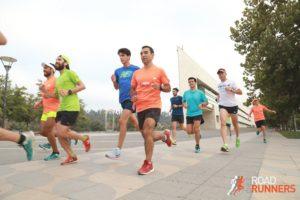 Gratis: Un entrenamiento masivo para quienes aman correr