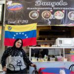Dangelo, el nuevo hit de la comida venezolana en Santiago