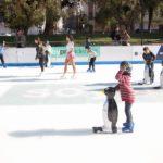 Pistas de patinaje en hielo Providencia