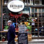 Bajo la mesa: la cena de los cocineros de Salvador Cocina y Café