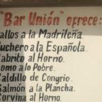 Bar Unión Chica