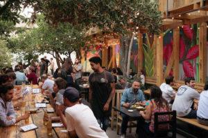 15 terrazas de Santiago de las que no querrás levantarte este verano