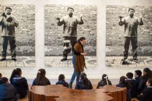 Última semana de Ai Weiwei, el artista provocador del momento