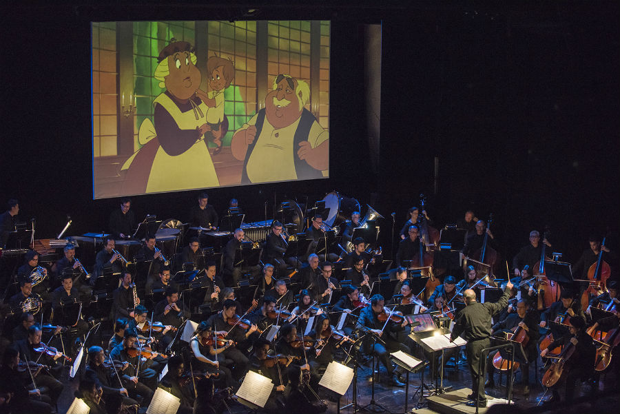 Música de cine para niños
