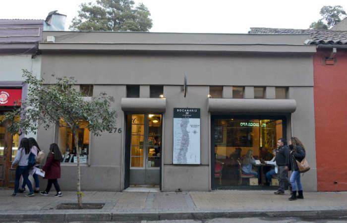 Los restaurantes que nunca fallan en el barrio Lastarria