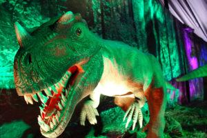 Expo Dinosaurios 2018