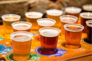 ¿Por qué elegir sólo una si puedes probar todas las cervezas?