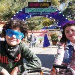 Mampato se llena de colores flúor y hip hop en vacaciones