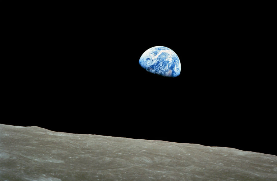 Una carrera espacial