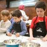 Gratis: Clases de cocina para niños en La Fuente Reina