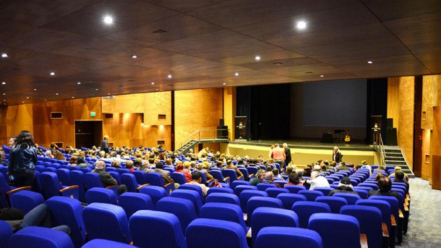 Teatro Municipal de Chillán