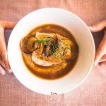 La Caperucita y el Lobo, una cocina de cuento en Valparaíso