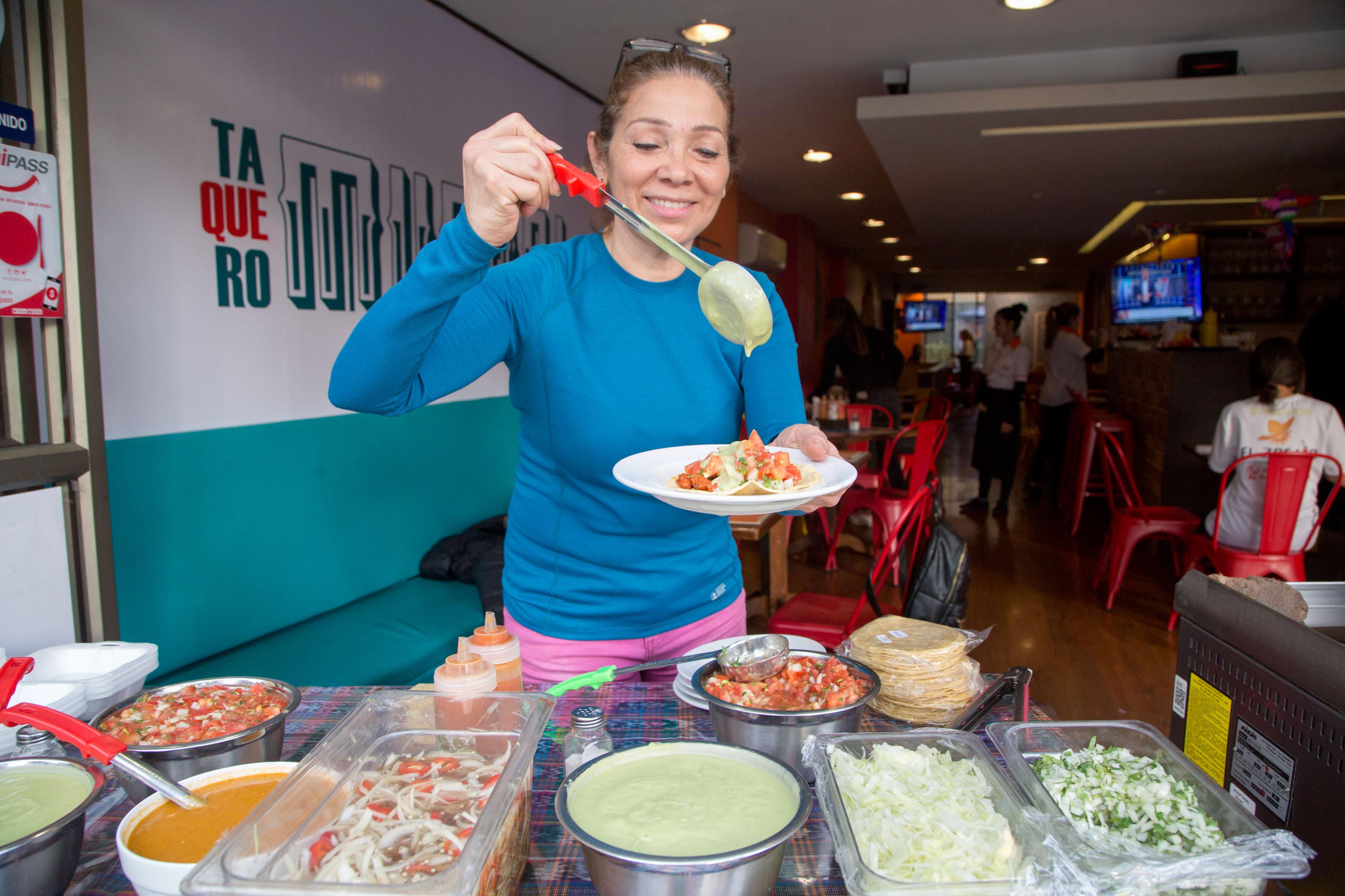 El Zocalo El Nuevo Lugar De Providencia Con Tacos A Luca
