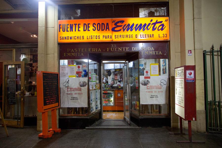 Fuente de Soda Emmita