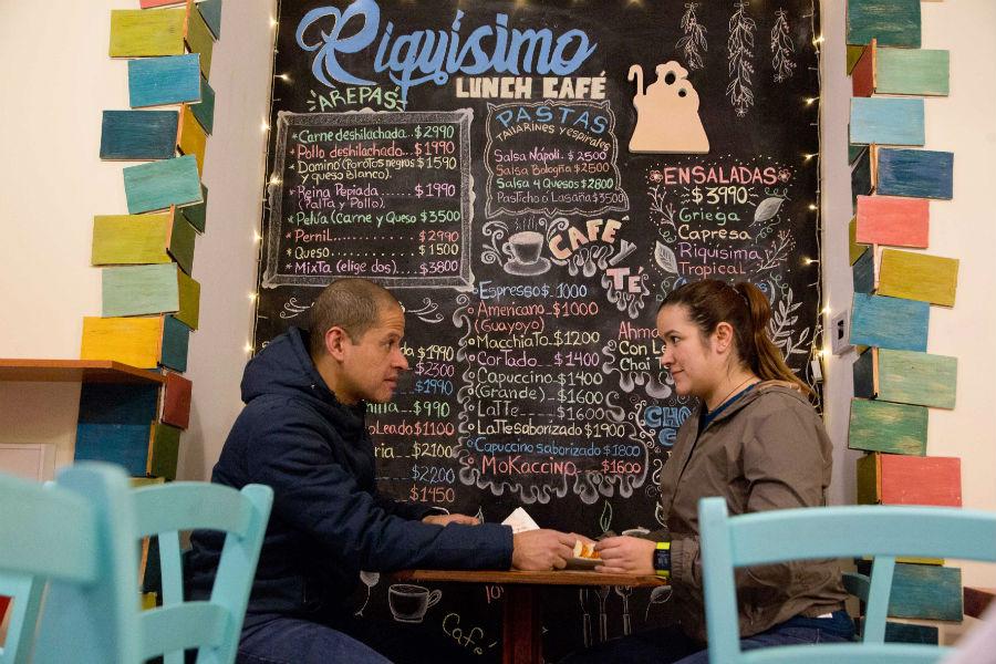 Café Riquísimo