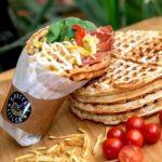 Buffalo Waffles: los reyes de los waffles en el barrio Lastarria