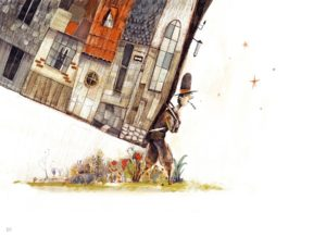Taller Barrio Italia: aprender a dibujar con acuarela y Photoshop