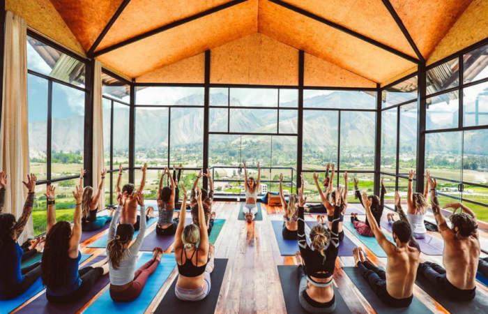 Los mejores destinos para practicar yoga en el mundo