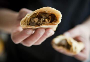 La Chipriota y las empanadas 100% artesanales que debes probar este 18