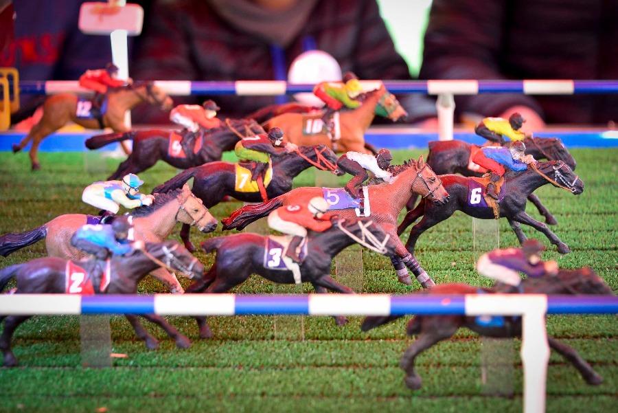 Fonda de Viña del Mar: Entre juegos típicos, electrónica y carreras de caballo