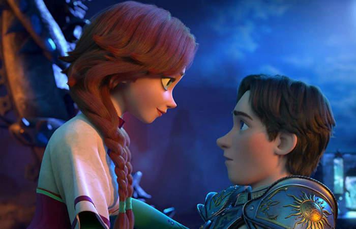 La Princesa Encantada: una aventura animada que llega desde Ucrania