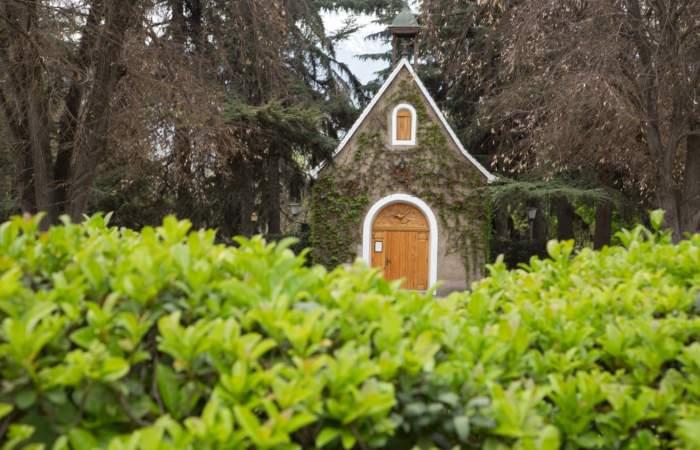 Santuario de Bellavista: un jardín secreto para desconectarse de Santiago