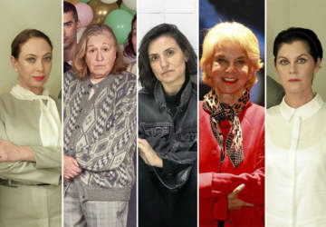 Batalla en las tablas: cinco grandes actrices remecen la cartelera teatral