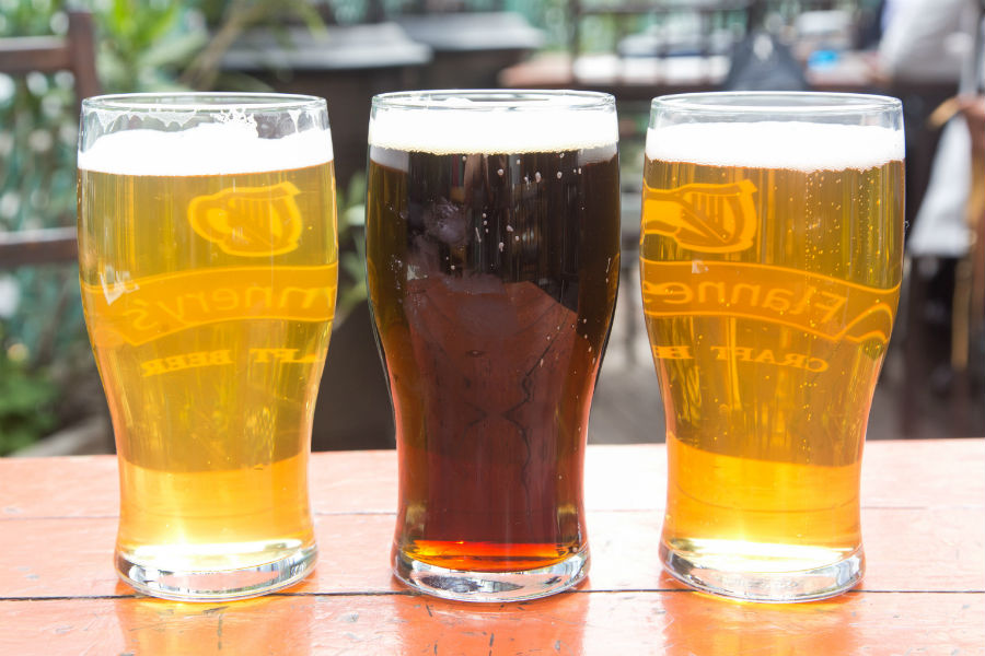 Chile, país cervecero: una feria al aire libre para regodearse de cerveza