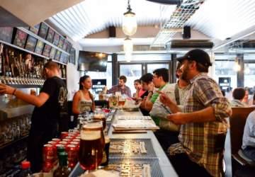 El Honesto Mike, el paraíso de las cervezas y las hamburguesas