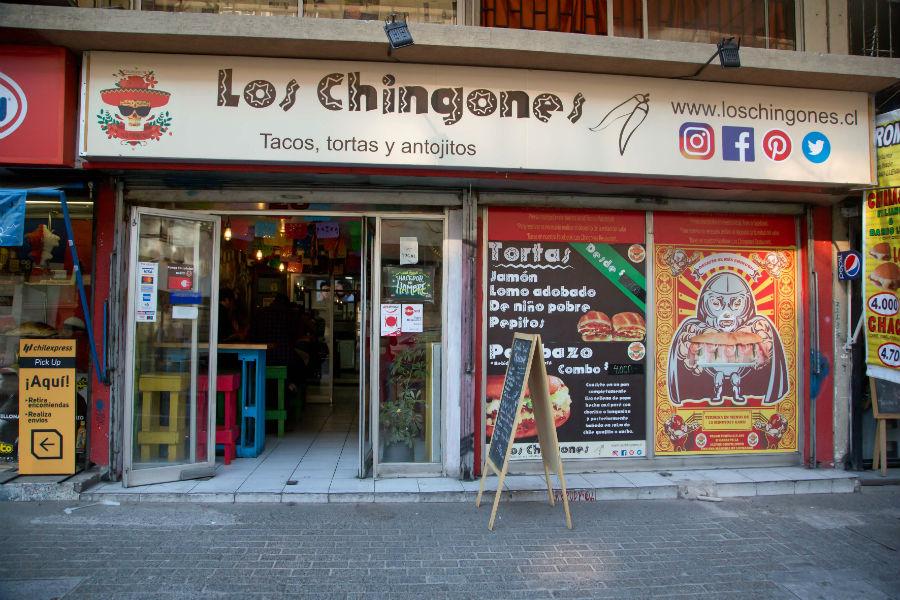 Los Chingones