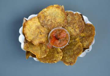 Pataconia, pura sabrosura colombiana en la plaza de bolsillo de Santa Isabel
