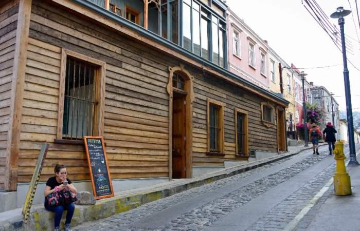 Brunch de lujo en el restaurante Puerto Claro del cerro Concepción