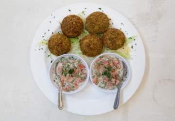 Receta de falafel: una opción vegana y sabrosa para la cuarentena