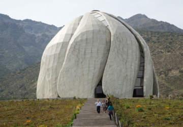 Todo lo que debes saber para visitar el impresionante templo Bahai