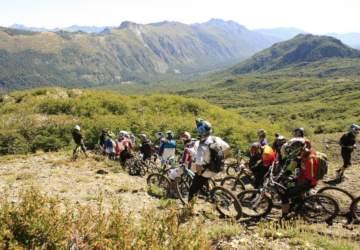 Abren el bike park más grande de Latinoamérica
