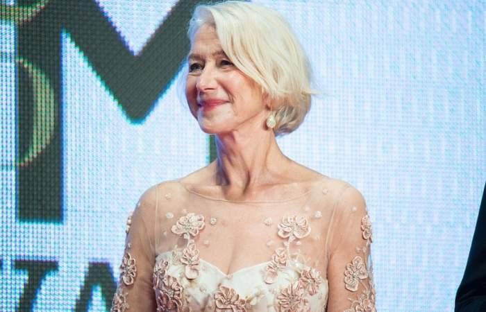 Así lucirá Helen Mirren en la serie de HBO Catalina la Grande