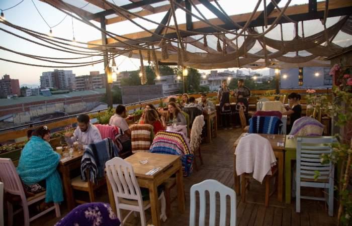Bar La Virgen: la nueva terraza increíble que debes conocer en el barrio Yungay
